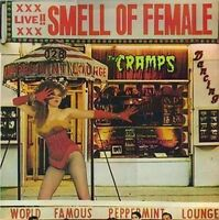 The Cramps - Smell of Female [New CD]