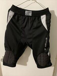 Sells Goalkeeper Black Pants Size S