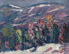Hartley Marsden Song Of Winter Print 11 x 14    #4985