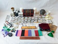 More details for huge starter witch chest kit - apothecary wicca spell pagan witchcraft voodoo