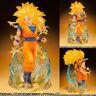 DBZ Figuarts Zero Dragon Ball Z Super Saiyan 3 Son Goku Gokou Figure Figurine