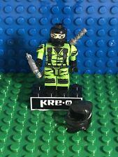 Nunchuk KRE-O Series 3 Minifigure GI Joe Kreo Kreon