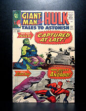 COMICS: Marvel: Tales To Astonish #61 (1964), 1st Mails To Astonish/Glenn Talbot