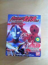 Nova vs Ultraman Box Bullmark Bandai Godzilla Gamera