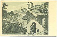 MELEZET - CAPPELLA COIGNET - BARDONECCHIA (TORINO) 1950