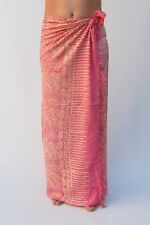 NEW PREMIUM QUALITY SARONG PAREO WRAP ONE SIZE / sa310P