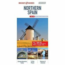 Insight Guides Travel Map Northern Spain (Insight Travel Maps) by Guides, Insigh