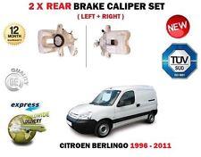 para CITROËN BERLINGO MPV + Camioneta 1996-2011 2x trasero Izquierdo + derecho