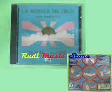 CD CLAUDIO ROCCHI La norma del cielo volo magico n 2 SIGILLATO (Xi2)no lp mc dvd