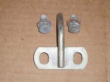 mazda rx2 *FACTORY-REAR-TRUNK-STRIKER-LID-LOCK w/factory-bolts