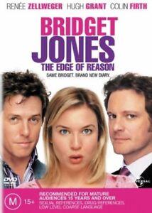 Bridget Jones - The Edge Of Reason DVD - Region 4 Australia