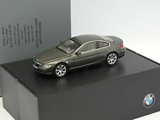 Kyosho 1/43 - BMW Serie 6 coupé Castano Metallo