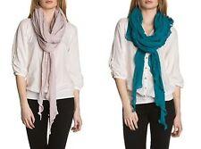 BERSHKA  2x scarves scarf XXL lotto 2 maxi foulard sciarpa donna 2 colori BNWT