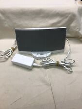 "Nice!! White BOSE ""Sound Dock"" Digital MUSIC SYSTEM iPod iPhone Dock +Power Cord"