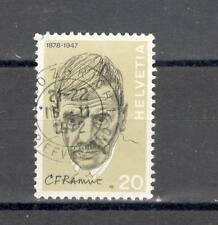 SVIZZERA CH 910 - 1972 CELEBRI - MAZZETTA  DI 5 - VEDI FOTO