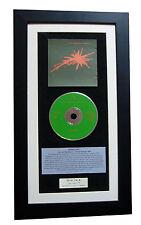 WEDDING PRESENT Bizarro CLASSIC CD Album TOP QUALITY FRAMED+EXPRESS GLOBAL SHIP