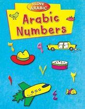 I Love Arabic Series: Arabic Numbers (Paperback - Kids - Children)