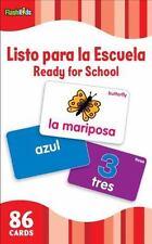 Listo Para La Escuela/Ready for School (Flash Kids Spanish Flash Cards) (Cards)