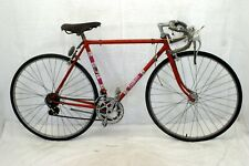Turin Vintage Touring Road Bike Medium 55cm Brooks Weinman Simplex Steel Cahrity