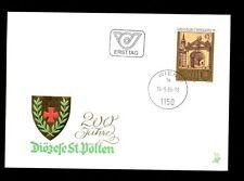 Austria 1985 St. polten DIOCESI FDC #C 3264
