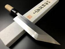 "Japanese Chef's Knife ARITSUGU Unagisaki Eel Blue Steel Kitchen 150 mm 5.90"""