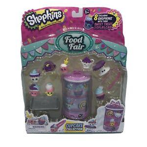 Shopkins Food Fair Cupcake Collection NEW