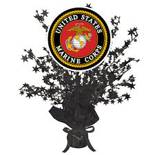 US Marines Party Supplies MARINE CORPS STAR CENTERPIECE