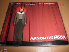 MAN ON THE MOON cd SOUNDTRACK rem EXILE mighty mouse Andy Kaufman Bob James OST