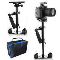 Pro 40CM Handheld Stabilizer for Steadicam Video Camera DSLR DV Camcorder + Bag
