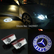 2x LED Door Step Courtesy Shadow Ghost Laser Light For Benz B E ML C GL-Class
