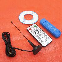 RTL2832U+ R820T2 USB 2.0 Digital DVB-T SDR+DAB+FM HDTV TV Tuner Receiver Stick