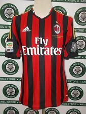 maglia calcio shirt maillot trikot camiseta BALOTELLI MILAN TG M 2013/14
