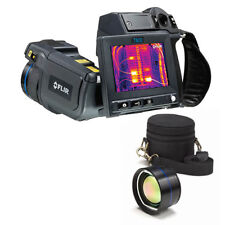 FLIR T600-KIT-15 Thermal Imaging Camera, MSX, 15?/25? Lenses, 30Hz, 4x