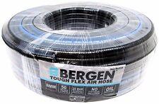 Bergen 8 Mm x 50 M Tough Flex aerolínea la manguera de aire 20 Bar resistente al aceite 8135
