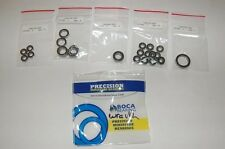 Boca Bearing Axial Wraith Rock Racer Bearing Kit Black Seal 08-020RS