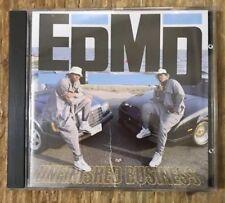 """EPMD """"Unfinished Business"""" CD 1989 Vintage*RARE*CLASSIC* Fresh Records OG Press!"""