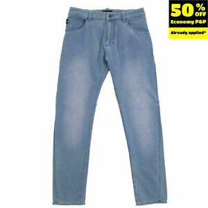 RRP €155 EMPORIO ARMANI Jogg Jeans Size 13Y / 160CM Garment Dye Logo Details