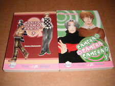 Camera, Camera, Camera Vol. 1,2 Graphic Novel Manga Yaoi English