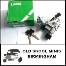 CLASSIC MINI STEERING LOCK & IGNITION SWITCH BHM7107 MK4 76-96 LUCAS SSB308 4V1