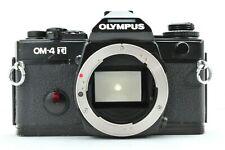 【 Exc +++ 】 Olympus OM-4 Ti 35mm Film Camera Body from Japan 003
