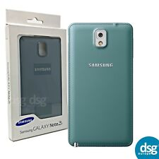 Genuine Samsung Coque Case - Battery Cover for Galaxy Note 3 (N9000) Blue