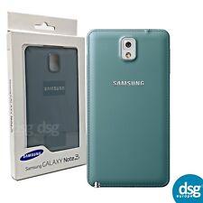 Genuine Samsung Coque caso cubierta de batería para Galaxy 3 (N9000) Azul Note