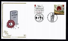 GB 2016 Cotswold 1916 X2 P/M Centenary of the Battle Somme FDC Unaddressed