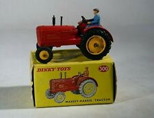 Dinky Toys GB N°300 Tractor Massey Ferguson New IN Box