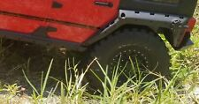 RC jeep wrangler fender armor / fender flares axial CRC