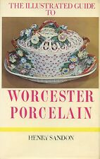 Antique Worcester Porcelain 1751-1793 - Shapes Marks Etc. / Rare In-Depth Book