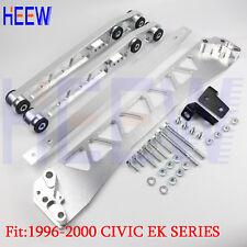 BWR REAR LOWER CONTROL ARM SUBFRAME BRACE TIE BAR LCA For HONDA CIVIC 96-00 EK