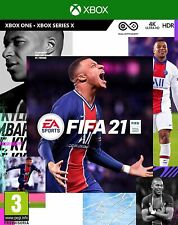 Videogioco - Microsoft XBOX ONE - FIFA 21 EA SPORTS - Italiano Nuovo Originale