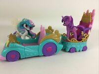 My Little Pony Princess Celebration Cars Twilight Sparkle Celestia Figure Hasbro