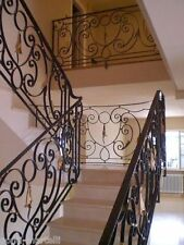 Wrought Iron RAILING. Personalised Executions. 002